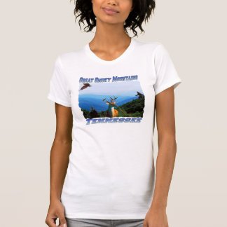 Great Smoky Mountains,Tennessee Ladies Tank Top