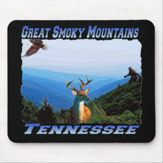 Great Smoky Mountains, Tennessee Mousepad