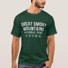 Great Smoky Mountains Tshirt (dark)