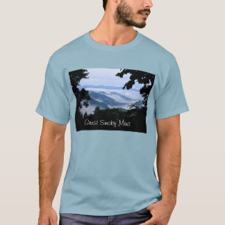 Great Smoky Mountains tshirt II
