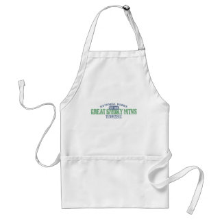 Great Smoky Mtns National Park Adult Apron