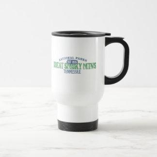 Great Smoky Mtns National Park Travel Mug