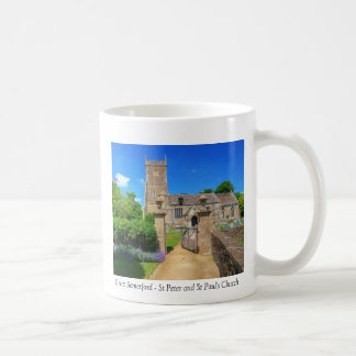Great Somerford St Peter and St Paul Mug