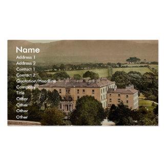 Great Southern Hotel. Killarney. Co. Kerry, Irelan Business Card