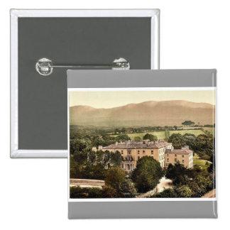 Great Southern Hotel. Killarney. Co. Kerry, Irelan Pinback Buttons