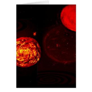 GREAT SPACE  ahhh3 Card