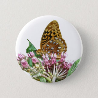 Great Spangled Fritillary Coordinating Items Button