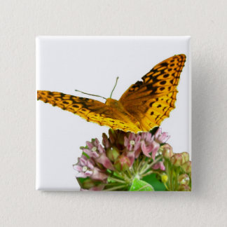 Great Spangled Fritillary Coordinating Items Pinback Button