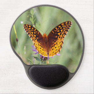Great Spangled Fritillary Gel Mouse Pad