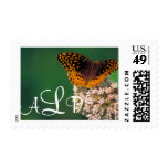 Great Spangled Fritillary - Monogram Postage