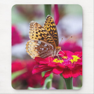 Great Spangled Fritillary Mouse Pad