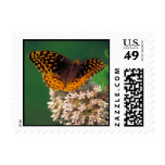 Great Spangled Fritillary Postage Stamps