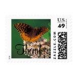 Great Spangled Fritillary - Thanks Postage