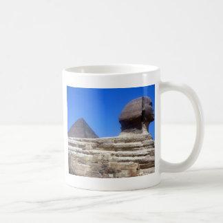 great sphinx coffee mug