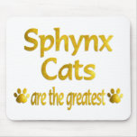 Great Sphynx Mouse Mats
