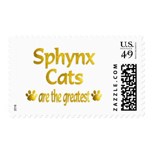 Great Sphynx Stamp