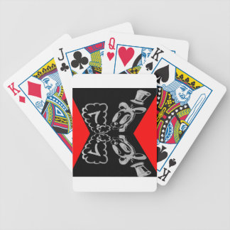 great stuff bicycle playing cards