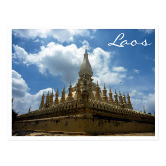 great stupa top postcard