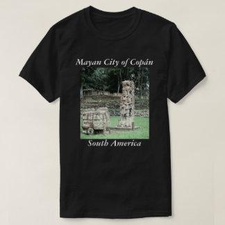 Great Sun Lord AD426 Mayan Ruins Ancient Photo T-Shirt
