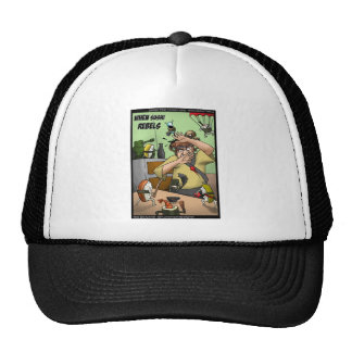 Great Sushi Rebellion Funny Gifts Tees Cards Etc Hat