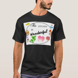 Great t shirt about Kitchen presentation