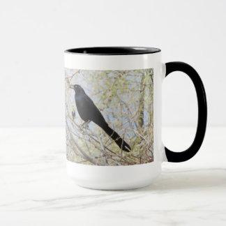 Great-tailed Grackle Mug
