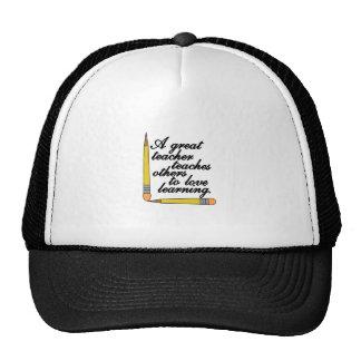 Great Teacher Trucker Hat
