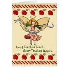 Great Teachers Inspire Card