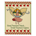 Great Teachers Inspire Poster