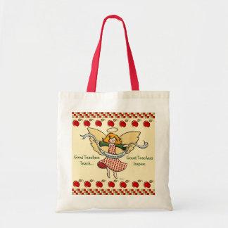 Great Teachers Inspire Tote Bag