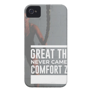 Great Things Never Came From Comfort Zones Case-Mate iPhone 4 Case