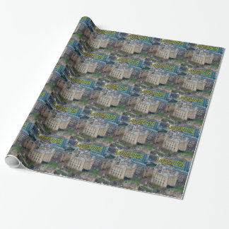Great! Tower of London England Wrapping Paper