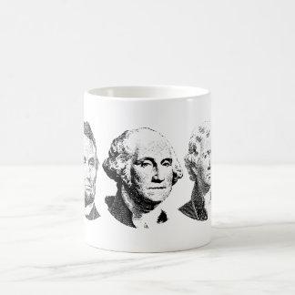 Great U S Presidents Design Coffee Mug