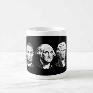 Great U S Presidents Mugs