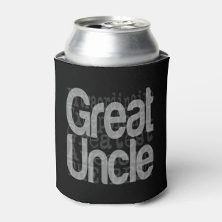 Great Uncle Extraordinaire Can Cooler