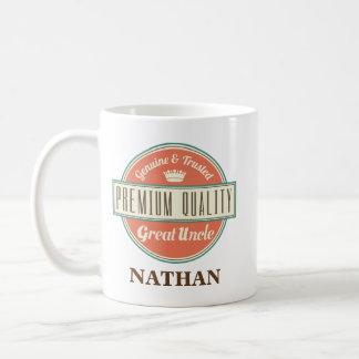 Great Uncle Personalized Mug