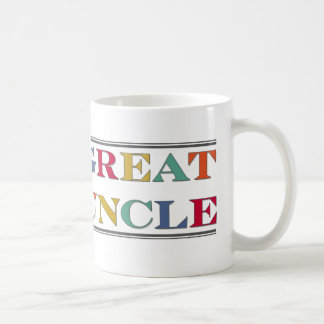 Great Uncle with your own text Coffee Mug