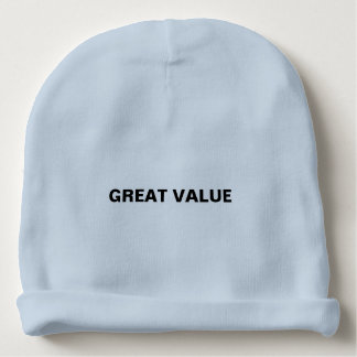 Great Value Baby Beanie