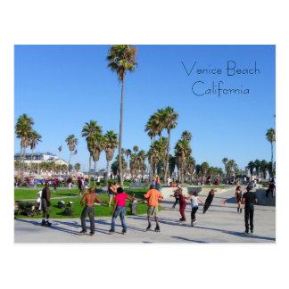 Great Venice Beach Postcard