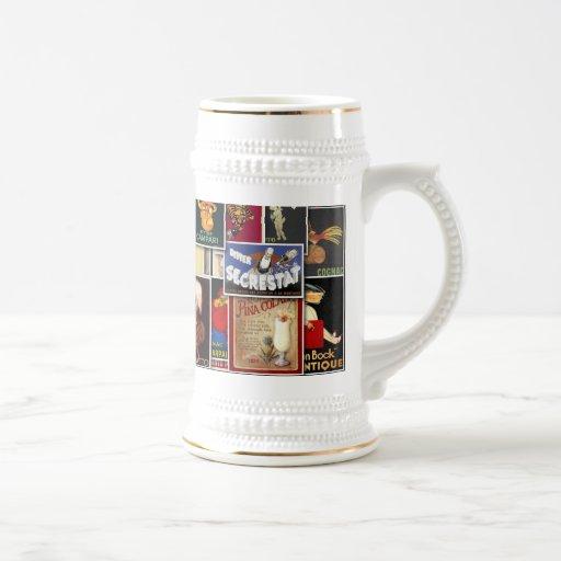 Great Vintage Ads #1 - Spirits Coffee Mugs