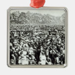 Great Votes for Women demonstration in Hyde Christmas Tree Ornament