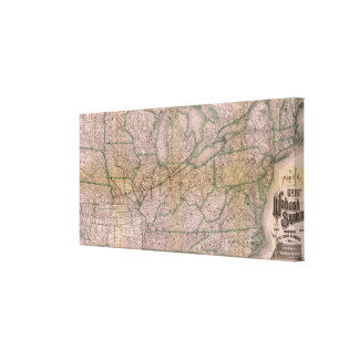 Great Wabash System Canvas Print