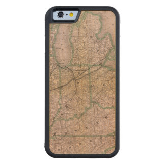 Great Wabash System Carved® Maple iPhone 6 Bumper Case