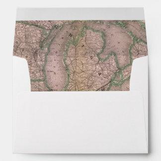 Great Wabash System Envelope
