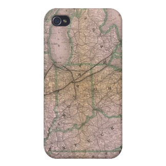 Great Wabash System iPhone 4/4S Cases