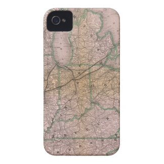 Great Wabash System iPhone 4 Case