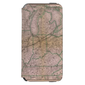 Great Wabash System iPhone 6/6s Wallet Case