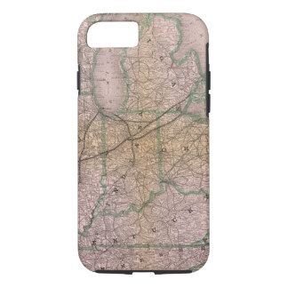 Great Wabash System iPhone 7 Case