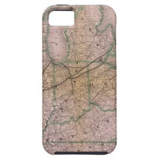 Great Wabash System iPhone SE/5/5s Case