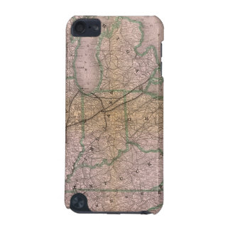 Great Wabash System iPod Touch (5th Generation) Case